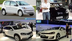 VW Lanzamientos 2014