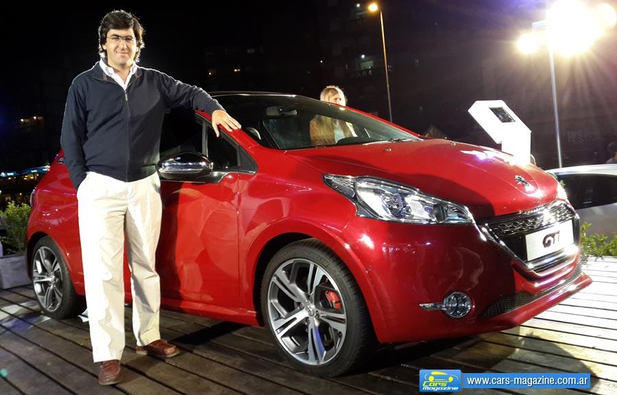 Sebastian Sicardi Peugeot