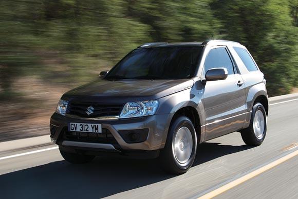 Nueva Suzuki Grand Vitara