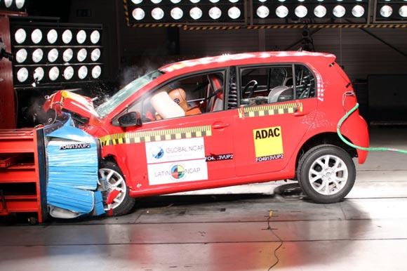 VW Up Latin NCAP