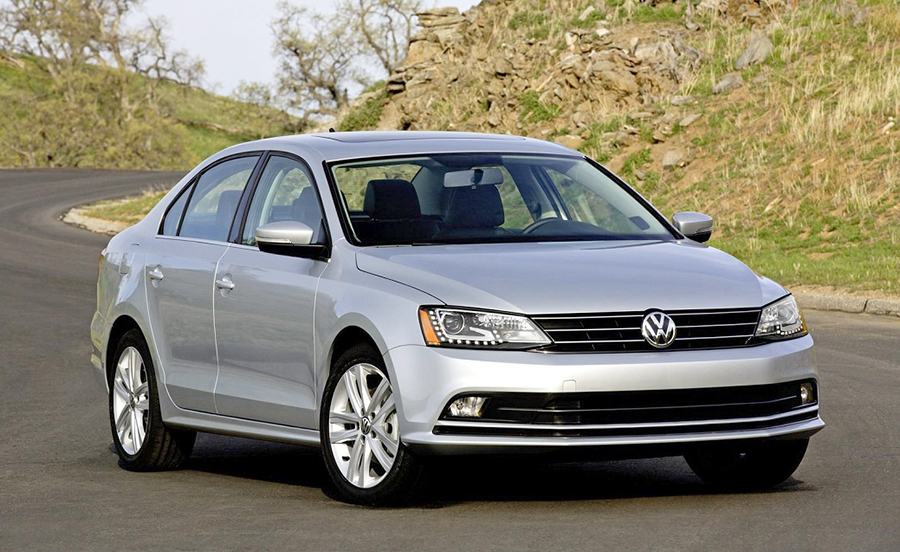 VW VENTO 2015