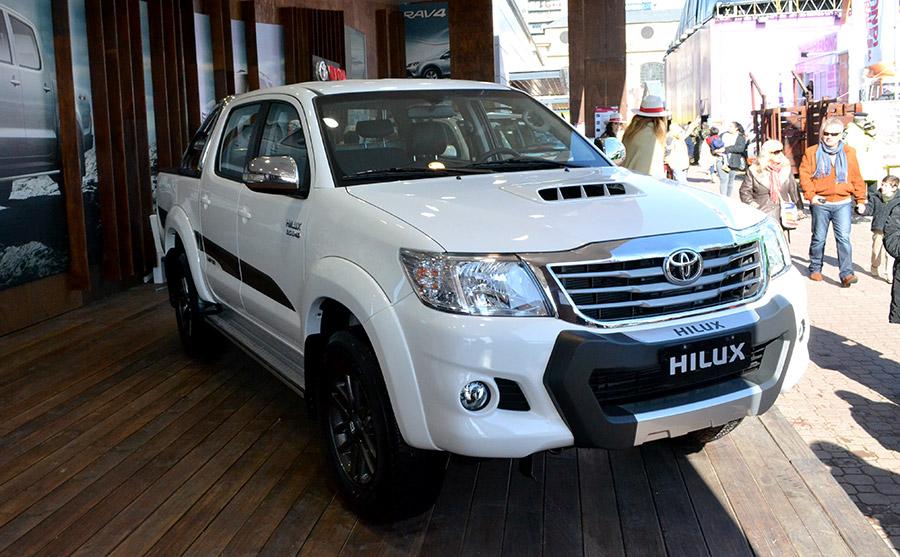 All New Next Gen Toyota Hilux 2014 2015 | Autos Post