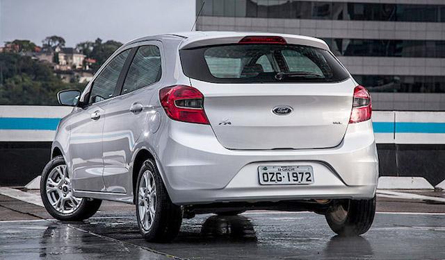 El Nuevo Ford Ka Que Llegara A Argentina En 2015 On24 Informacion Precisa Periodismo En Serio