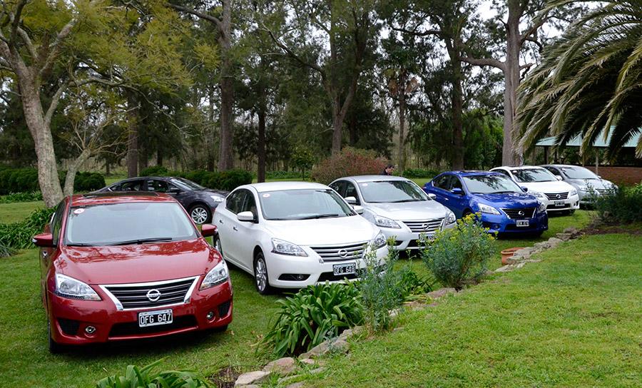 Todo Sobre El Nuevo Nissan Sentra En Argentina