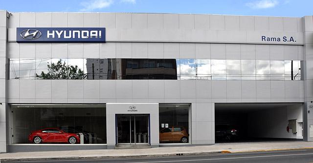 Hyundai sigue renovando la imagen de su red comercial