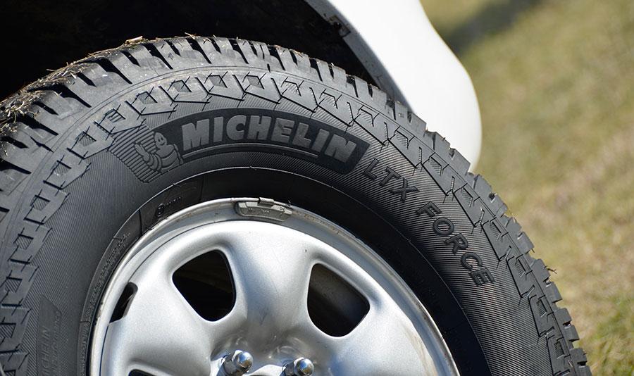 Michelin presentó LTX Force, para el campo y la ciudad