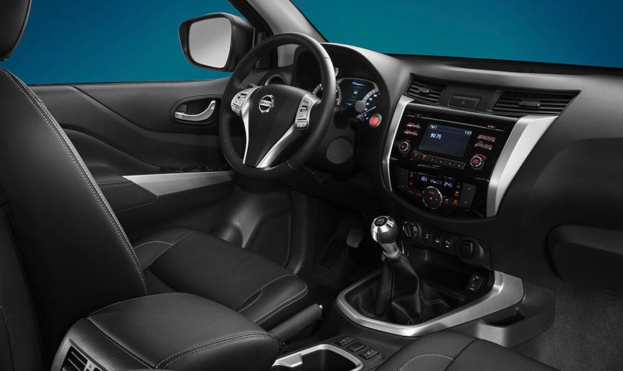 La Nissan NP300 Frontier que llegará a Argentina en 2015