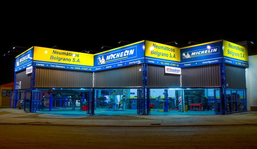 Michelin-Neumáticos-Belgrano