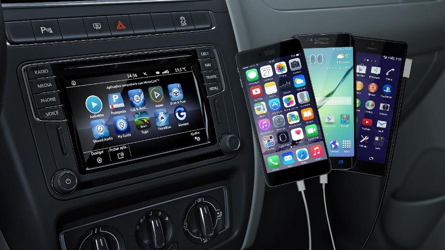 Volkswagen lanzó la App Connect para Fox y Suran en Argentina