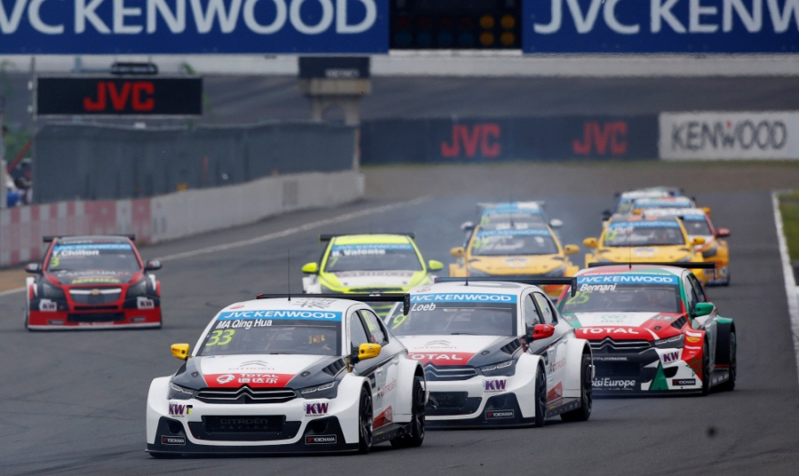 MOTORSPORT : MOTEGI - TWIN RING MOTEGI - JAPAN - WTCC - 11/09/2015 TO 13/09/2015