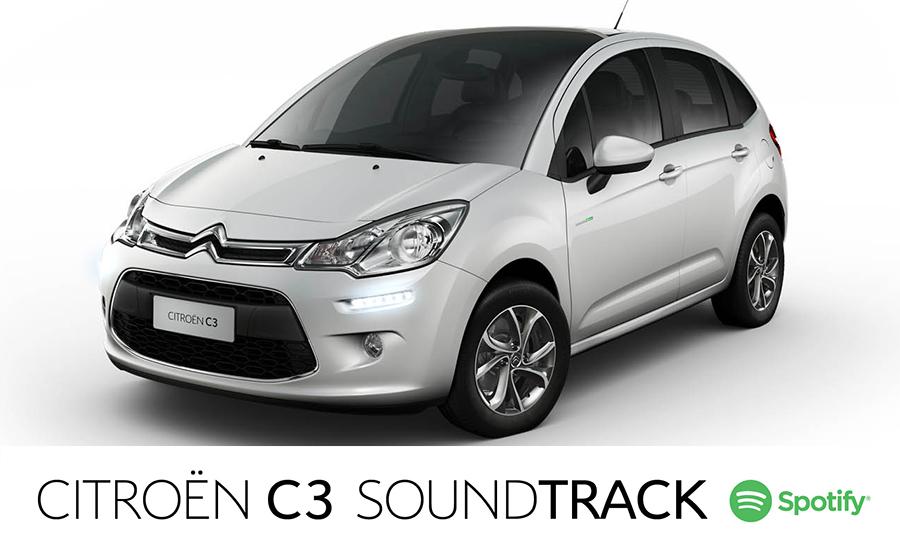 citroen-c3-soundtrack