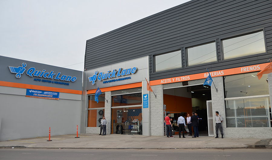 Aspen motors inaugur un quick lane en pacheco for El centro motors quick lane