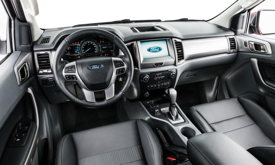 ford-ranger-interior