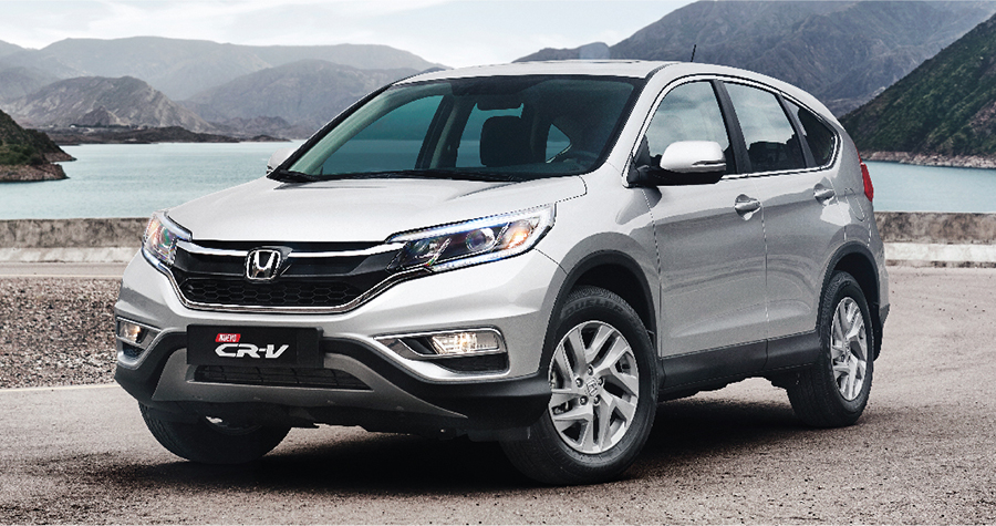 La honda cr v 2016 ya se vende en argentina for 2016 honda cr v se