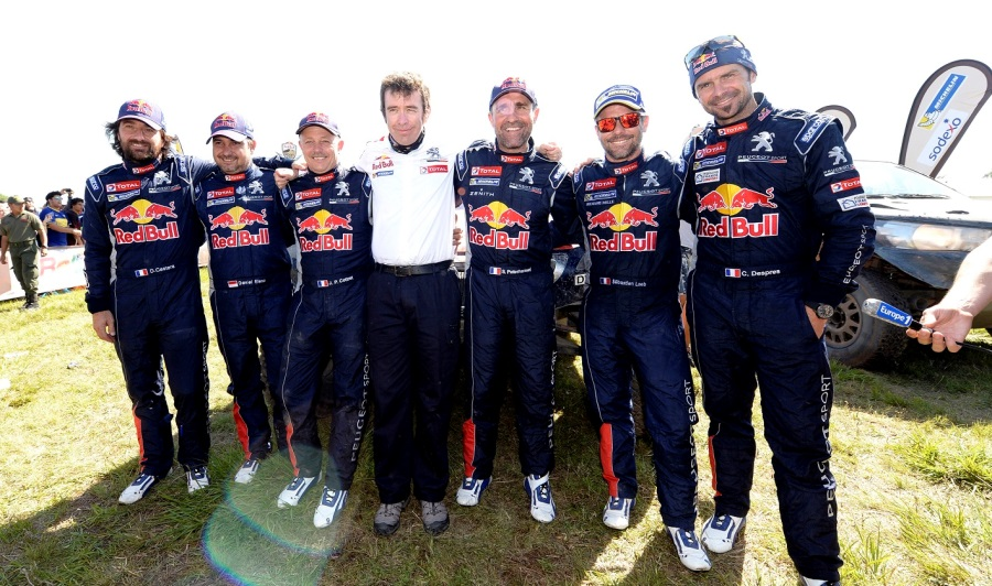 team-peugeot-total-dakar