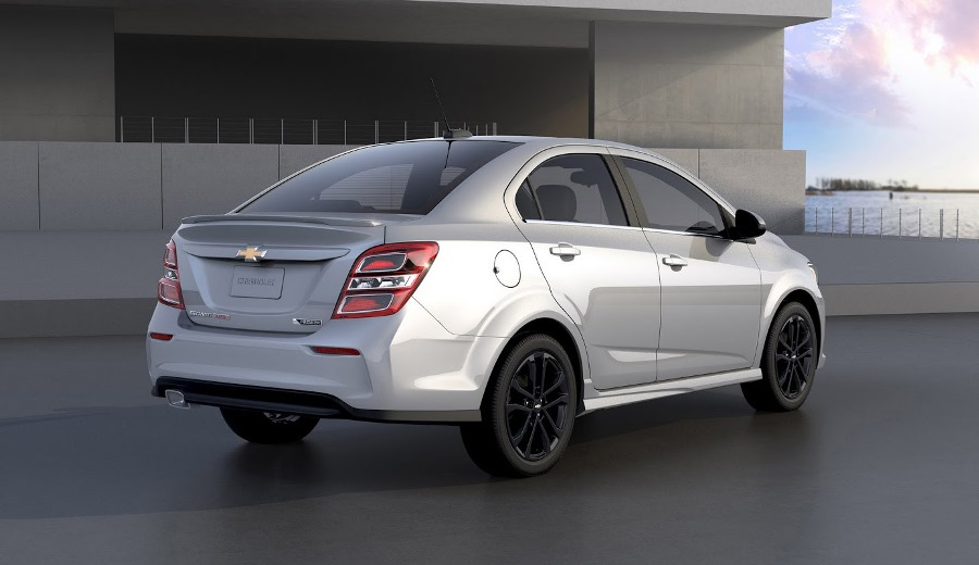 chevrolet sonic 2017 dise o y motor de los nuevos cruze y. Black Bedroom Furniture Sets. Home Design Ideas