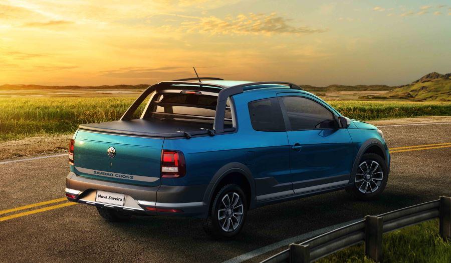 VW presentó la Nueva Saveiro: en julio en la Argentina