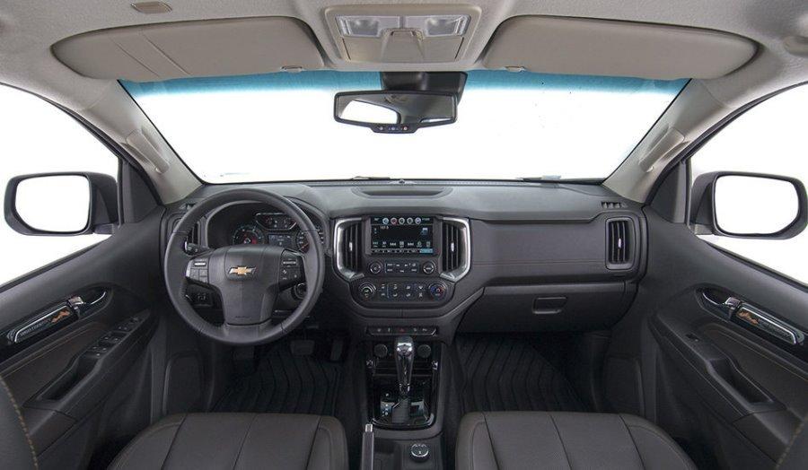 La Nueva Chevrolet S10, desde julio en la Argentina