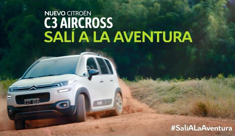 citroën-c3-aircross-comercial