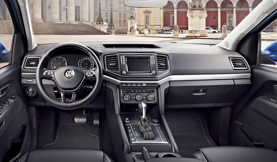 Volkswagen Confirm 243 La Nueva Amarok V6 En Argentina