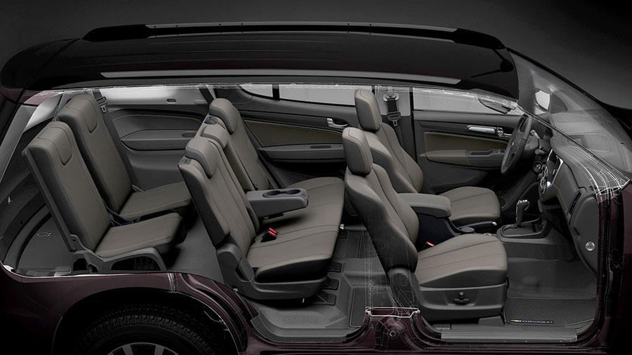Lanzamiento: Nueva Chevrolet Trailblazer en Argentina
