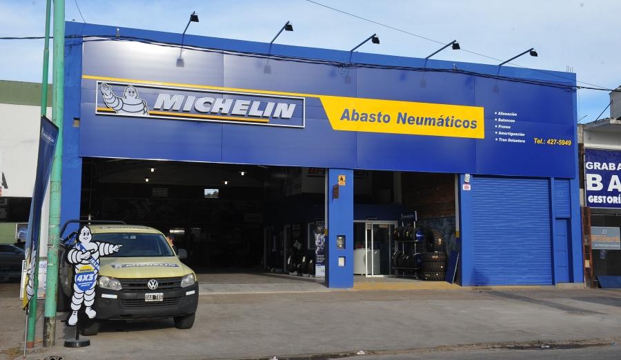 michelin-abasto-neumáticos