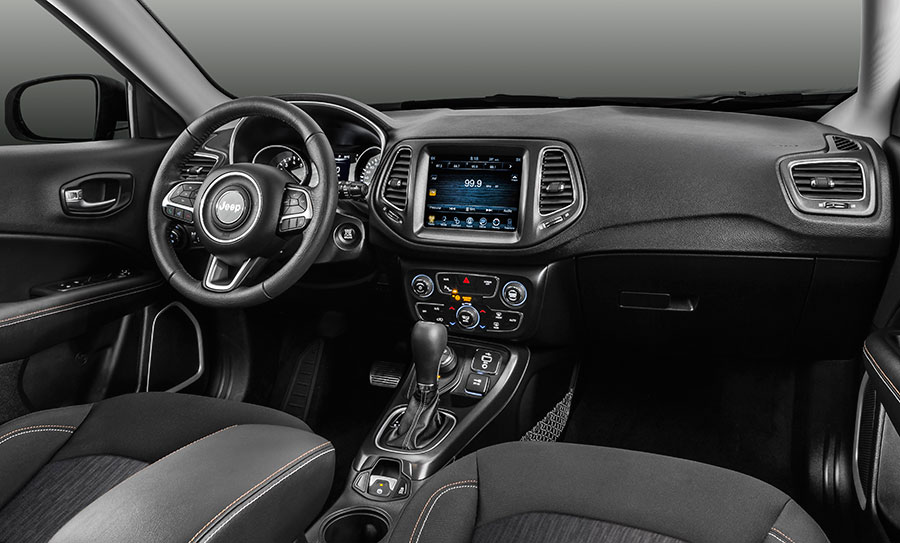 Jeep devel el nuevo compass en argentina en 2017 for Interieur xc40