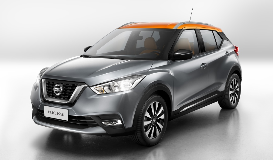 Nissan presenta Kicks, su totalmente nuevo crossover compacto global