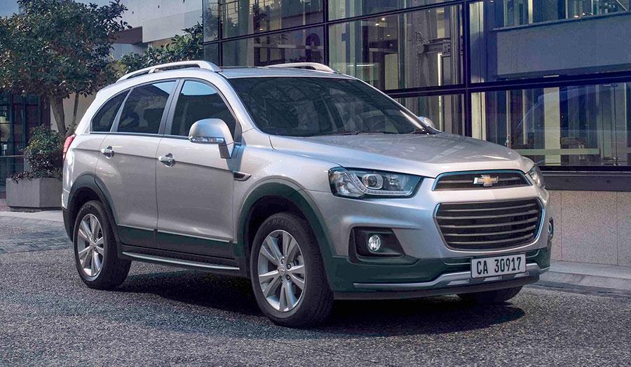 Lanzamiento Nueva Chevrolet Captiva En Argentina