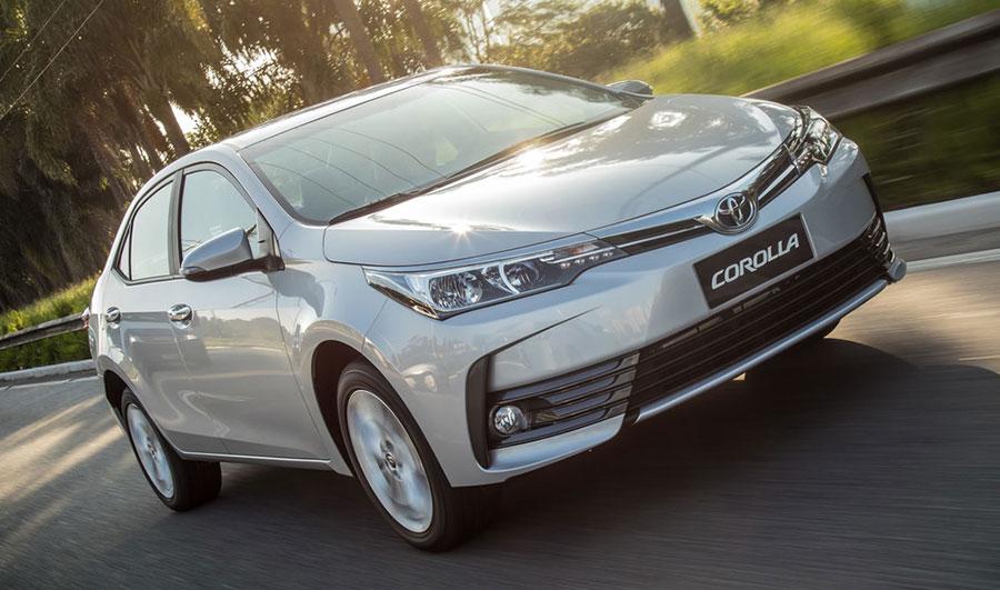 Con ESP, el Toyota Corolla 2017 llega en abril a Argentina