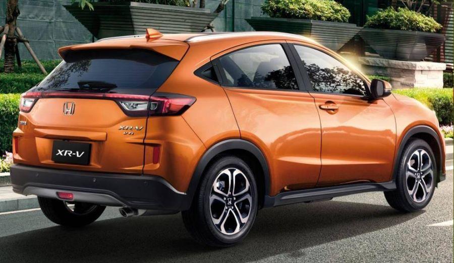 Honda HR-V: el rediseño está en fase de pruebas