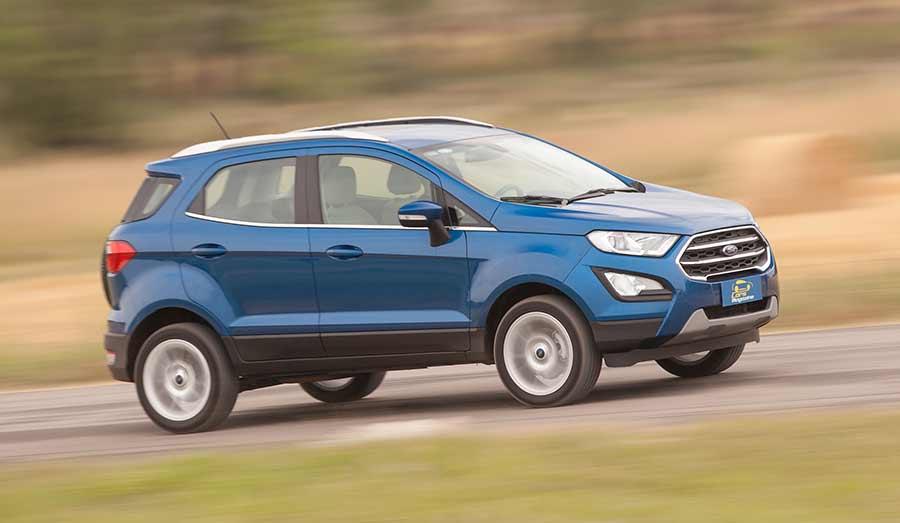 Opinión Nueva Ford Ecosport En Argentina
