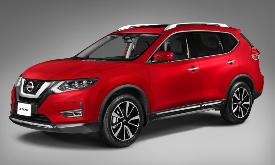 el nuevo nissan x trail se lanzar en argentina en 2019. Black Bedroom Furniture Sets. Home Design Ideas