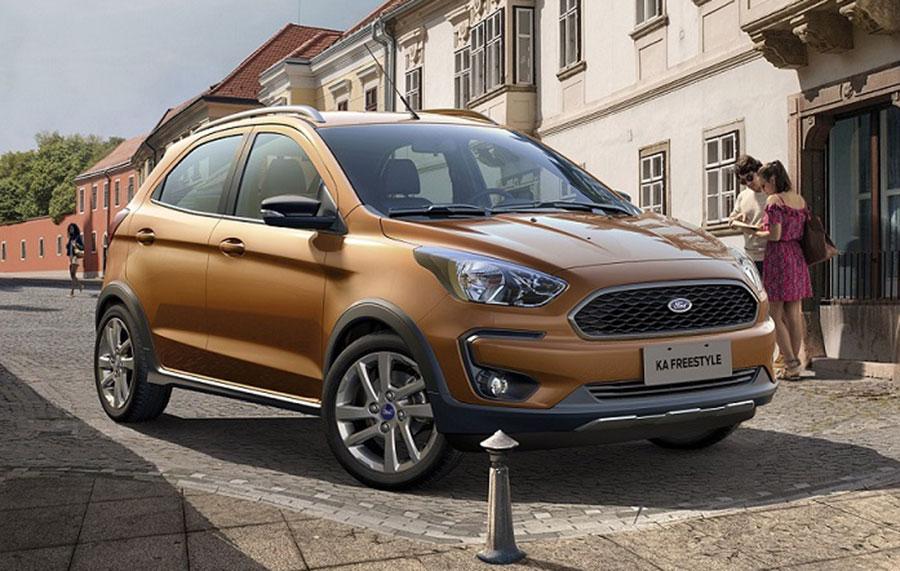 Versiones Y Equipamiento Del Nuevo Ford Ka En Argentina
