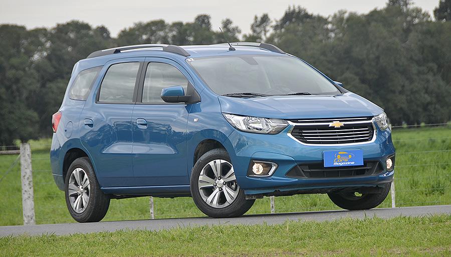 Opinin Nuevo Chevrolet Spin En Argentina