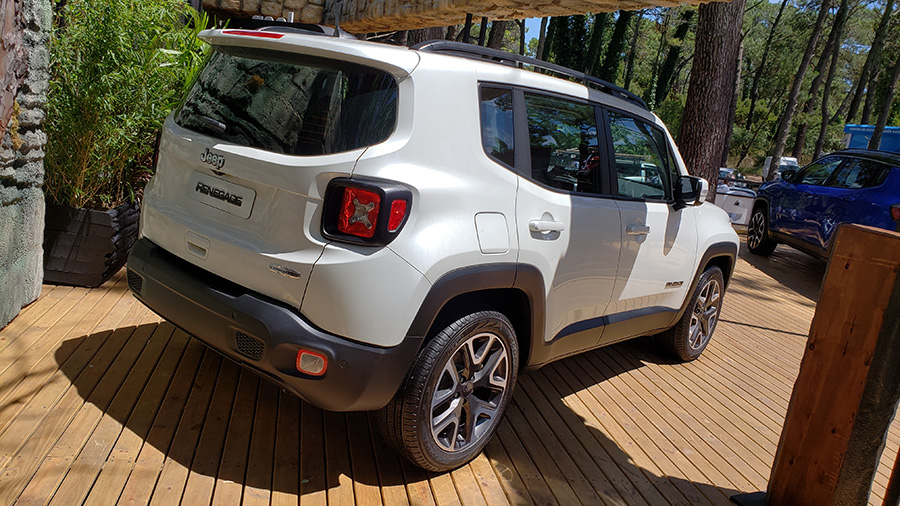 Jeep Renegade Sumo Mas Versiones My2019 En Argentina