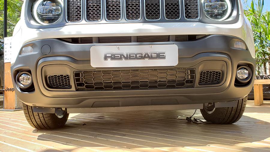 Lanzamiento Jeep Renegade 2019 En Argentina