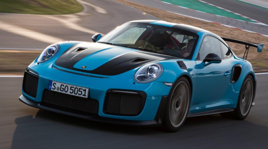 73fac61c5e El nuevo Porsche 911 llegará en junio a la Argentina