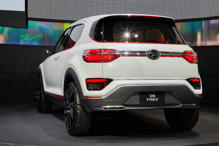 Toyota prepara un SUV compacto con plataforma del Yaris