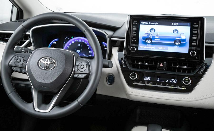 Lanzamiento: Nuevo Toyota Corolla 2020 en Argentina