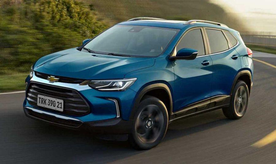 Asi Es La Nueva Chevrolet Tracker Que Llegara A Argentina