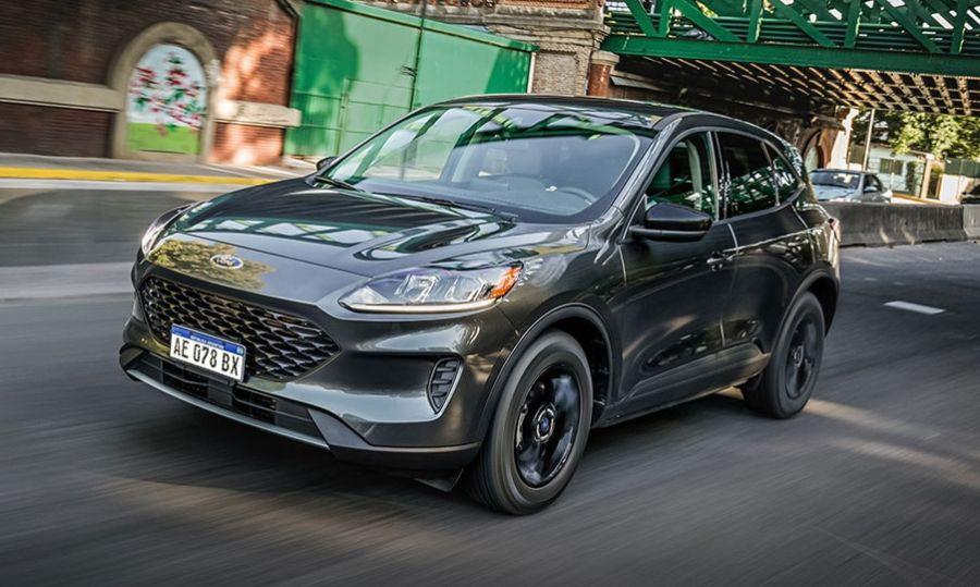 Lanzamiento Nueva Ford Kuga Hibrida En Argentina