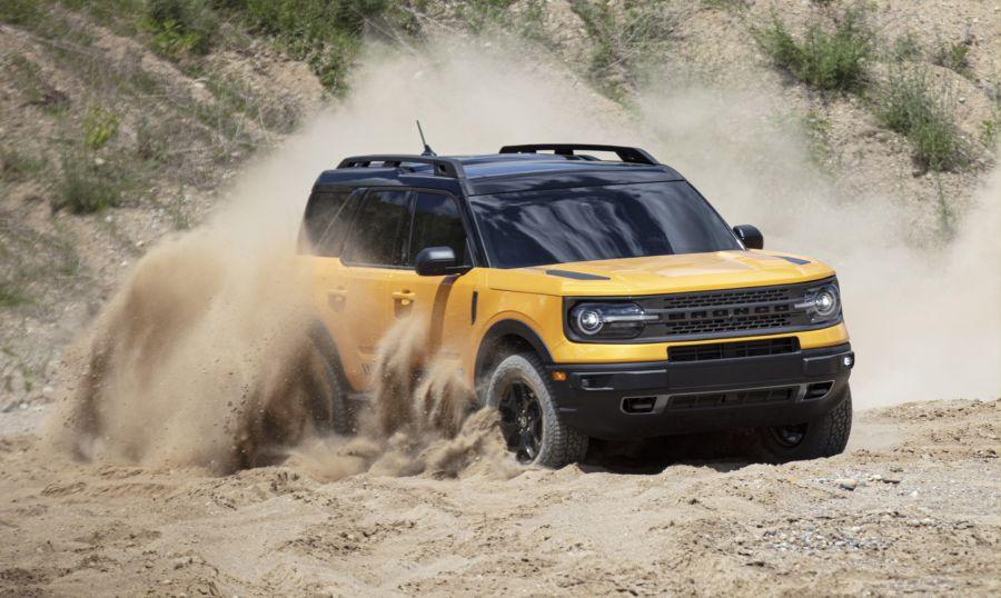 Ford presentó el Bronco Sport que llegaría a la Argentina